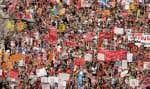 Le mouvement étudiant québécois est maintenant suivi à l'étranger.