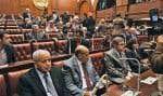 La nouvelle loi fondamentale a été approuvée par un comité de 50 personnes, dimanche soir.