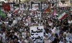 Une «marche d'unification» en soutien au président  Ahmadinejad a eu lieu hier à Téhéran. Les partisans du principal candidat défait vendredi, Mir Hossein Moussavi, ont aussi tenu une manifestation que la presse n'a pas été autorisée à cou