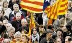 Plusieurs manifestations monstres d'autonomistes catalans ont eu lieu dans les rues de Barcelone au cours des derniers mois.