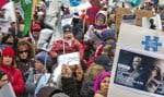 Poursuivant la mobilisation des derniers mois, plus de 900 groupes opposés à l'austérité prévoient des actions à travers le Québec ce vendredi.