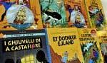 Les aventures de Tintin sont traduites dans plus de 100 langues, dont le corse, le vosgien et l'ostendais.