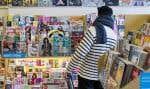 Ce sont les cinq et sixième succursales de la plus grande chaîne de librairies québécoises à retirer les périodiques des tablettes depuis janvier.