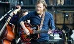 Wesley Schultz, chanteur de la formation The Lumineers.