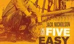 Affiche originale du film «Five Easy Pieces»