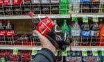 Les achats de boissons gazeuses ont connu un recul de 18%.