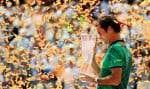 Classé au 16e rang mondial au début de l'année, Roger Federer va passer lundi de la 6e à la 4e place.
