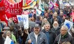 Le 1er mai est une date importante au Québec, où de nombreuses organisations syndicales et de nombreux groupes communautaires participent aux différentes manifestations pour les droits des travailleurs.