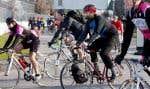 La décision de fermer le circuit avait suscité une manifestation de cyclistes le 24 avril dernier.