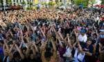Le festival Juste pour rire attire des dizaines de milliers de touristes à Montréal chaque année.