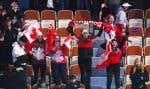 Les athlètes ont attribué la performance du Canada à l'esprit d'équipe, et au noyau de jeunes athlètes très talentueux.