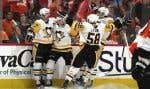 Sidney Crosby a récolté un but et deux mentions d'assistance.