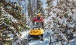 La CAQ assure que cette porte ouverte aux motoneiges dans le parc national du Mont-Tremblant ne deviendra pas la norme au Québec.