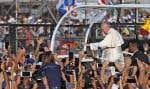 Le souverain pontife a lancé un appel à vivre dans le «présent».