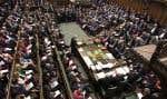 Les députés britanniques ont rejeté d'extrême justesse l'option d'un Brexit sans accord.