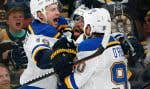 Menés par Ryan O'Reilly, les Blues de Saint Louis sont parvenus à s'imposer devant les Bruins de Boston.