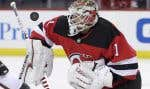 Le gardien de but Keith Kinkaid