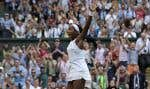 Gauff est la plus jeune joueuse à atteindre la deuxième semaine de jeu à Wimbledon depuis Jennifer Capriati en 1991.