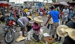 Dans un récent rapport, l'ONU estime que le nombre de personnes touchées par l'insécurité alimentaire en Haïti entre mars et juin 2019 est d'environ 2,6millions, dont 2millions en situation de crise et 571000 en situation d'urgence.