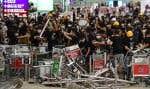 L'aéroport de l'archipel a connu mardi une deuxième journée de chaos apparent. Les rassemblements de manifestants prodémocratie ont forcé l'annulation, une fois encore, de centaines de vols.