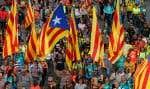 Manifestation massive: la journée s'annonce comme le point d'orgue de la mobilisation des indépendantistes contre la condamnation de leurs dirigeants par la justice espagnole.
