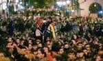 Les rues de la Catalogne sont en ébullition depuis la condamnation lundi dernier de neuf séparatistes à des peines allant de neuf à treize ans de prison pour tentative de sécession.
