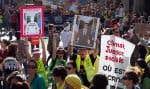 Cheminots, enseignants, étudiants, policiers, éboueurs, avocats, partis d'opposition et «gilets jaunes» — ces derniers manifestent depuis plusieurs mois (en photo) — appellent à la mobilisation jeudi.