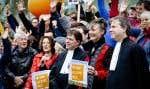 L'action en justice avait été lancée en 2015 par 900 citoyens et l'organisation écologiste Urgenda.