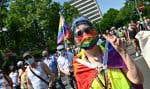 Environ 3500 personnes ont défilé à?Berlin.