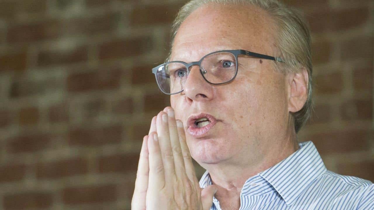 Le chef du PQ, Jean-François Lisée