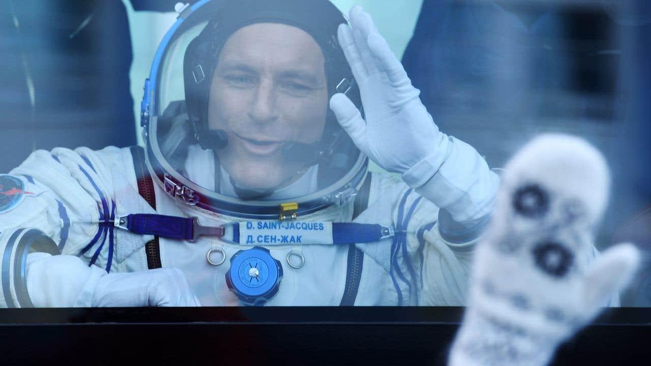 L'astronaute québécois David Saint-Jacques