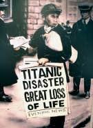 Photo du livre: la tragédie du Titanic expliquée en 64 pages par Philip Wilkinson, éditions Weldon Owen Pty, en librairie actuellement.