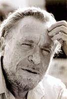 Le spectre de Charles Bukowski (ici dans le film Born Into This) hante encore le FNC.