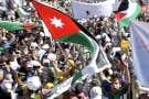Les protestataires étaient surtout nombreux à Amman, la capitale.
