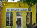 Au Key Lime Pie Factory, on trouve les meilleures tartes au citron vert avec meringue à Key West, en Floride.
