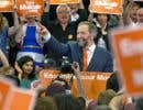 Le chef du NPD, Thomas Mulcair