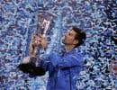Novak Djokovic, impérial à l'issue d'une saison de rêve