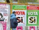 Les Italiens se prononceront dimanche, par référendum, sur une réforme constitutionnelle.