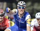 Marcel Kittel a profité de l'absence de Peter Sagan et Mark Cavendish pour filer seul au sprint.