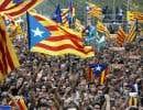 Pour la récente déclaration d'indépendance de la Catalogne, plusieurs membres du gouvernement sont poursuivis par le procureur général de l'État espagnol et risquent la prison.