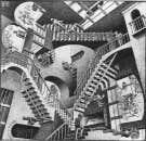 Relativit&eacute; (1953), M.C. Escher<br />